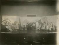 1933 Second Grade Assembly