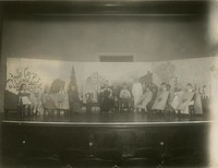 1933 Second Grade Assembly