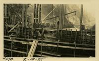Lower Baker River dam construction 1925-02-18