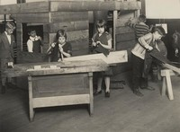 1920 Building A Toy Shop (Second Grade)