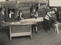 1920 Building A Toy Shop (Second Grade)