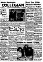 Western Washington Collegian - 1956 March 30