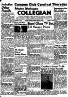Western Washington Collegian - 1950 October 6