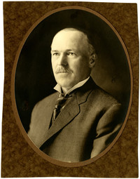 Studio portrait of John Donovan