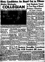 Western Washington Collegian - 1949 November 11