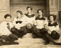 1912 Freshman Basketball Team