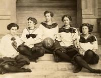 1912 Freshman Basketball Team