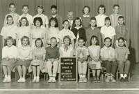 1962 Sixth Grade Class with Harold Winslow