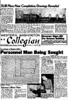 Western Washington Collegian - 1957, March 29