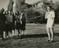 1947 Marjorie Muffly, Physical Education