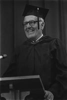 1973 Commencement: Bill McDonald