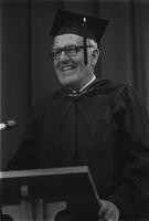 1973 Commencement: Bill McDonald