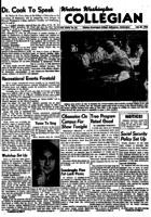 Western Washington Collegian - 1956 July 20