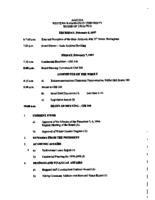 WWU Board minutes 1997 February