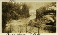 Lower Baker River dam construction 1925-09-28 Power House