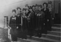 1907 Basketball Girls
