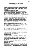 WWU Board minutes 1943 July