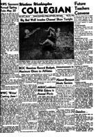 Western Washington Collegian - 1955 May 13