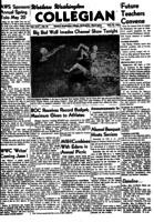 Western Washington Collegian - 1955 May 13