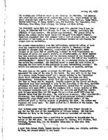 AS Board Minutes 1957-01-16
