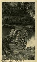 Lower Baker River dam construction 1924-11-05 Cofferdam