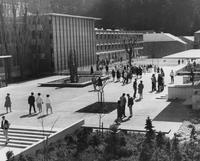 1962 Library: South Facade