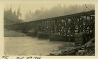 Lower Baker River dam construction 1924-09-18 Railroad bridge