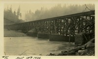 Lower Baker River dam construction 1924-09-18 Railroad bridge
