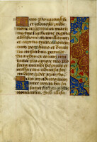 French Book of Hours circa 1450 [ALG3]