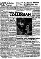 Western Washington Collegian - 1953 May 1