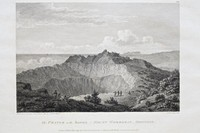 The Crater on the Summit of Mount Worroray-Owhyhee