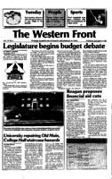 Western Front - 1987 January 13