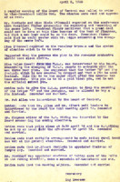 AS Board Minutes 1932-04