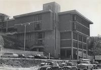 1970 Addition, View From Garden Street