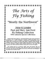 The arts of fly fishing