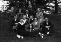1936 Associated Students Board of Control
