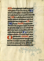 Dutch Book of Hours early 1400 [item 38469]