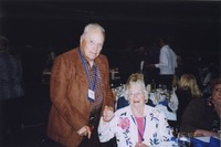 2007 Reunion--William Follis and Helen Follis at the Banquet