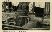 Lower Baker River dam construction 1925-06-04 Penstock 1S