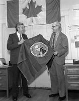 1980 Washington and Canadian Flags