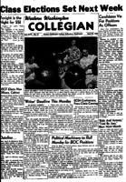 Western Washington Collegian - 1955 April 22