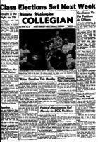 Western Washington Collegian - 1955 April 22