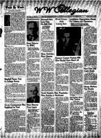 WWCollegian - 1939 March 16