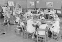1942 Kindergarten (Class K-A)