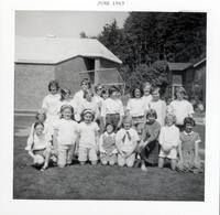1965 Girls Sports Group