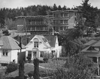 1960 The Viking Union: Exterior