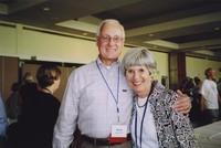 2007 Reunion--Hugh Carr and Pat (Jukes) Gaillard