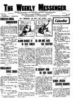 Weekly Messenger - 1917 May 26