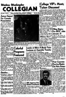 Western Washington Collegian - 1955 January 21