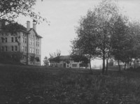 1913 Main Building and Edens Hall